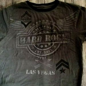 Hard Rock Cafe Men's Size Small T-Shirt